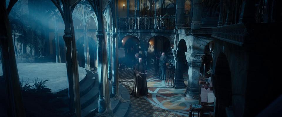 『ホビット』における「最後の憩」館