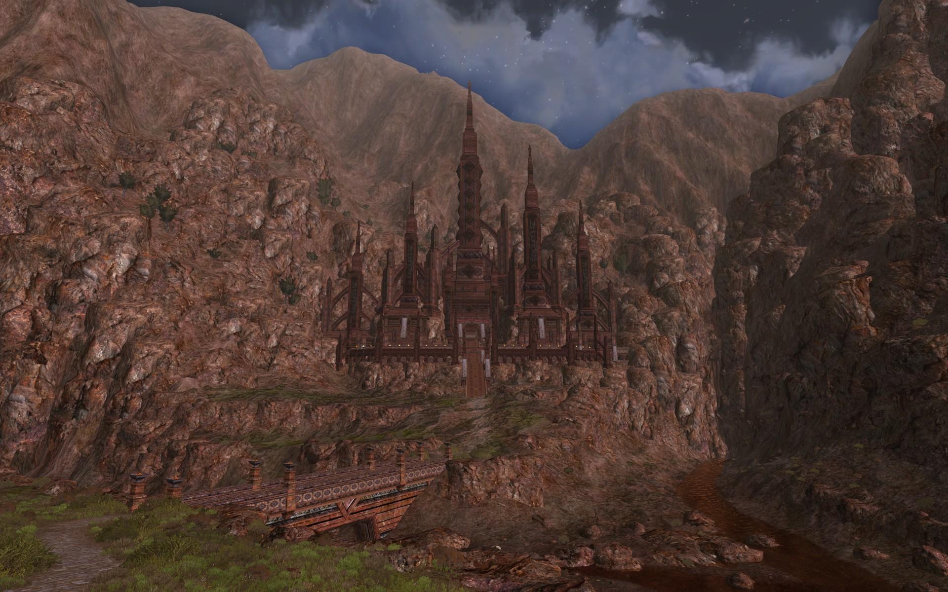 『ロード・オブ・ザ・リングス オンライン』におけるくろがね連山のJárnfast