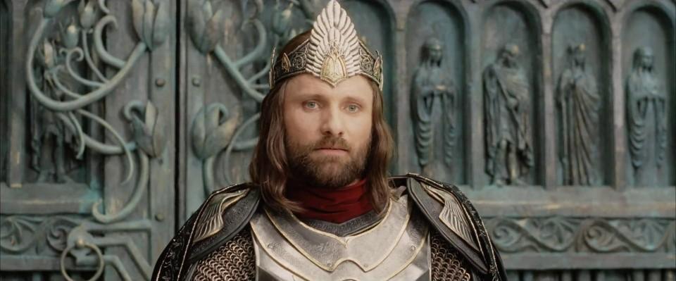 『ロード・オブ・ザ・リング』におけるアラゴルン二世