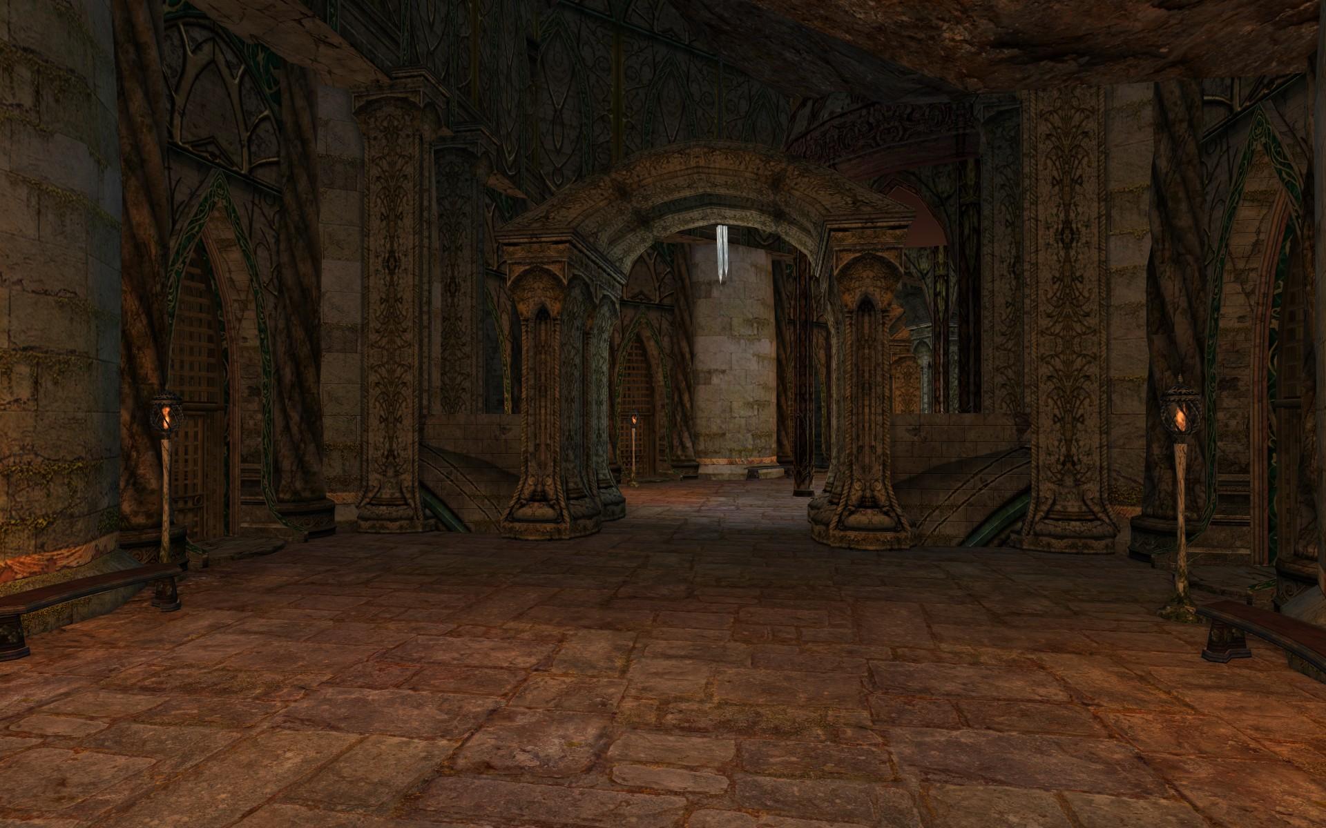 『ロード・オブ・ザ・リングス オンライン』におけるエルフ王の岩屋の地下牢