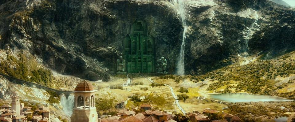 『ホビット』におけるエレボールの門