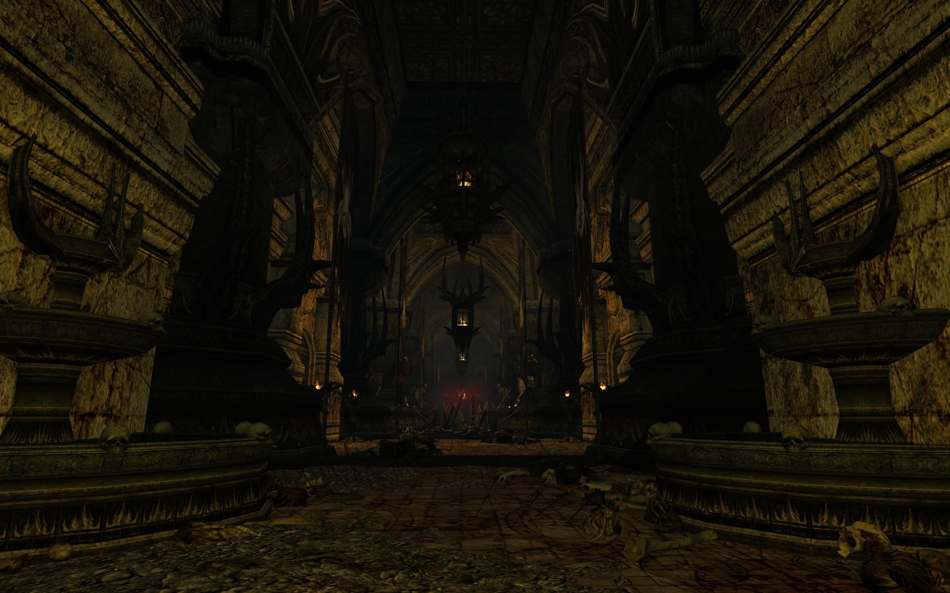 『ロード・オブ・ザ・リングス オンライン』におけるキリス・ウンゴルの塔内部