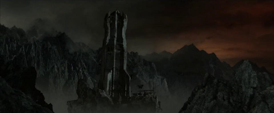 『ロード・オブ・ザ・リング』におけるキリス・ウンゴルの塔