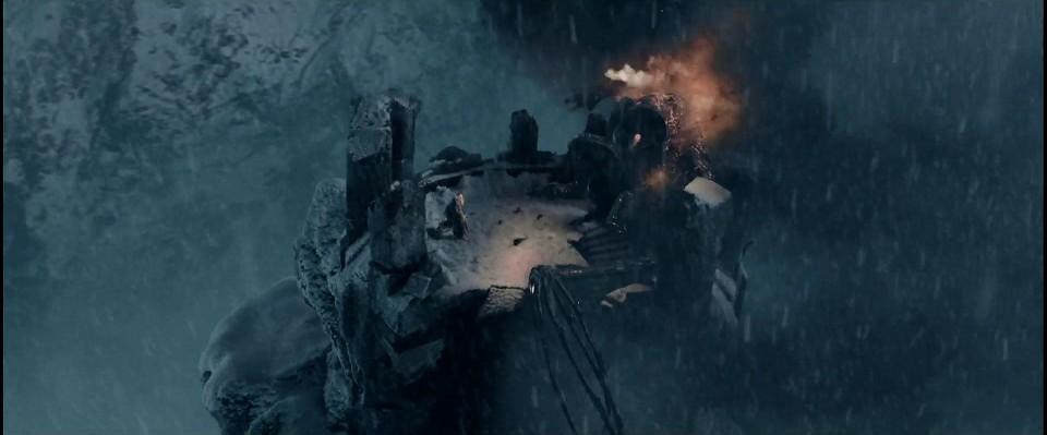 『ロード・オブ・ザ・リング』におけるドゥリンの塔での山頂の闘い