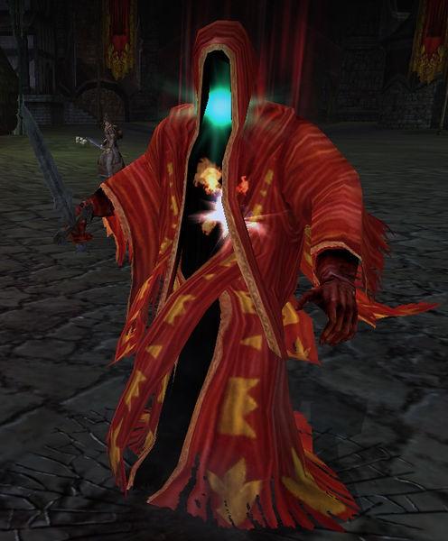 【Cargûl】カルグールは暗黒後で【赤い幽鬼】の意