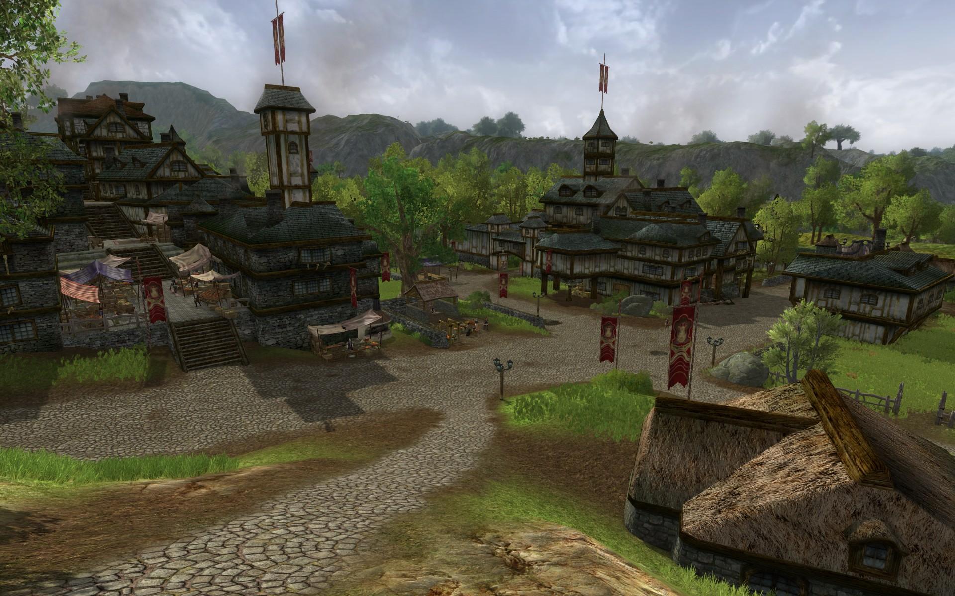 『ロード・オブ・ザ・リングス オンライン』におけるブリー村