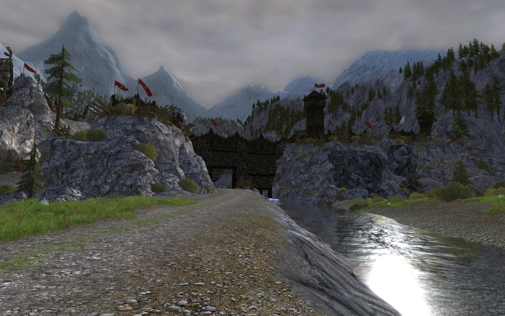 『ロード・オブ・ザ・リングス オンライン』におけるヘルムの堤防