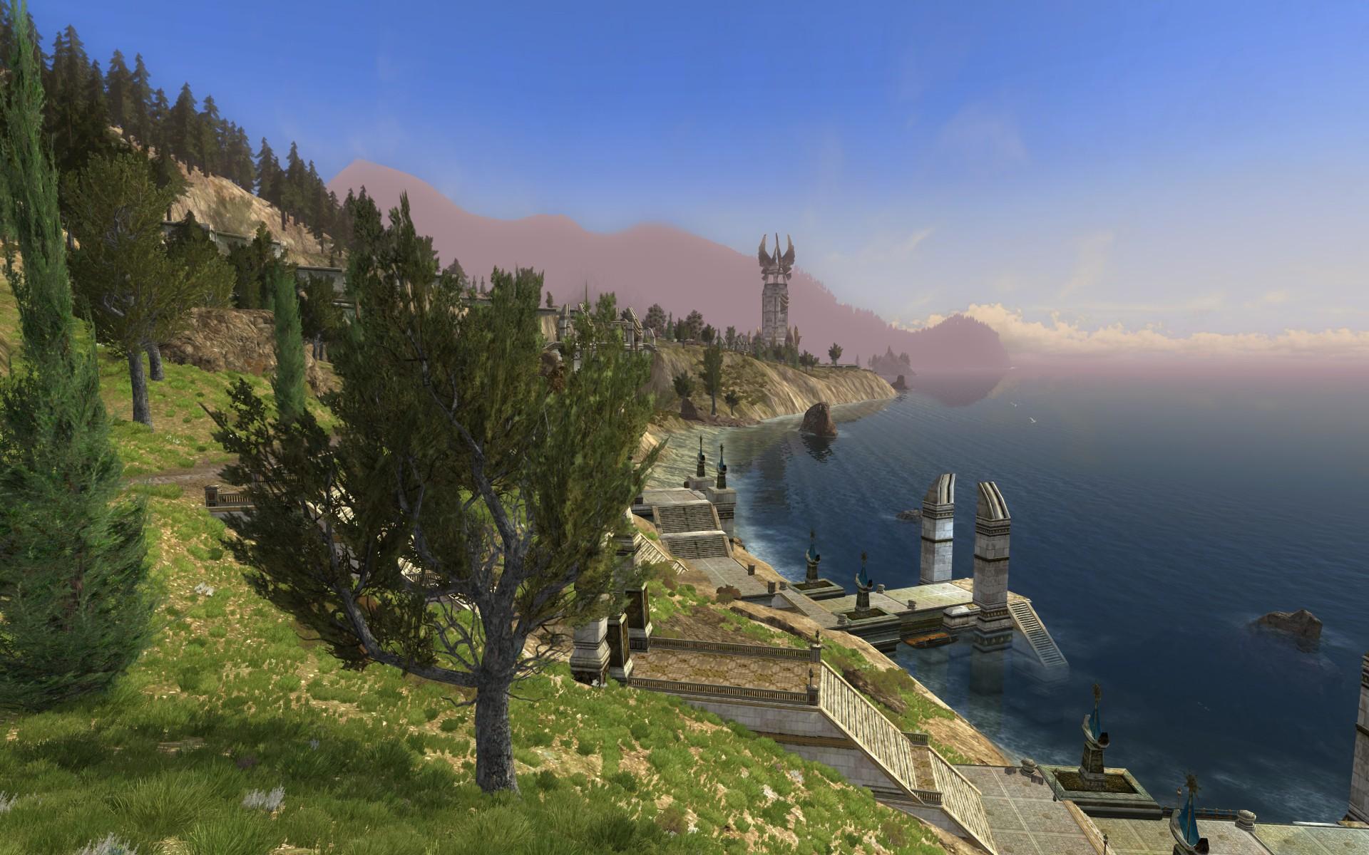 『ロード・オブ・ザ・リングス オンライン』におけるベルファラスの岬