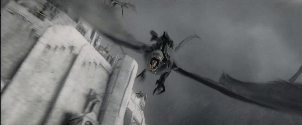 『ロード・オブ・ザ・リング』における恐るべき獣