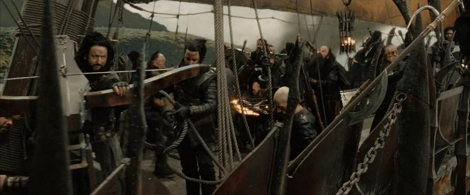 『ロード・オブ・ザ・リング』における海賊