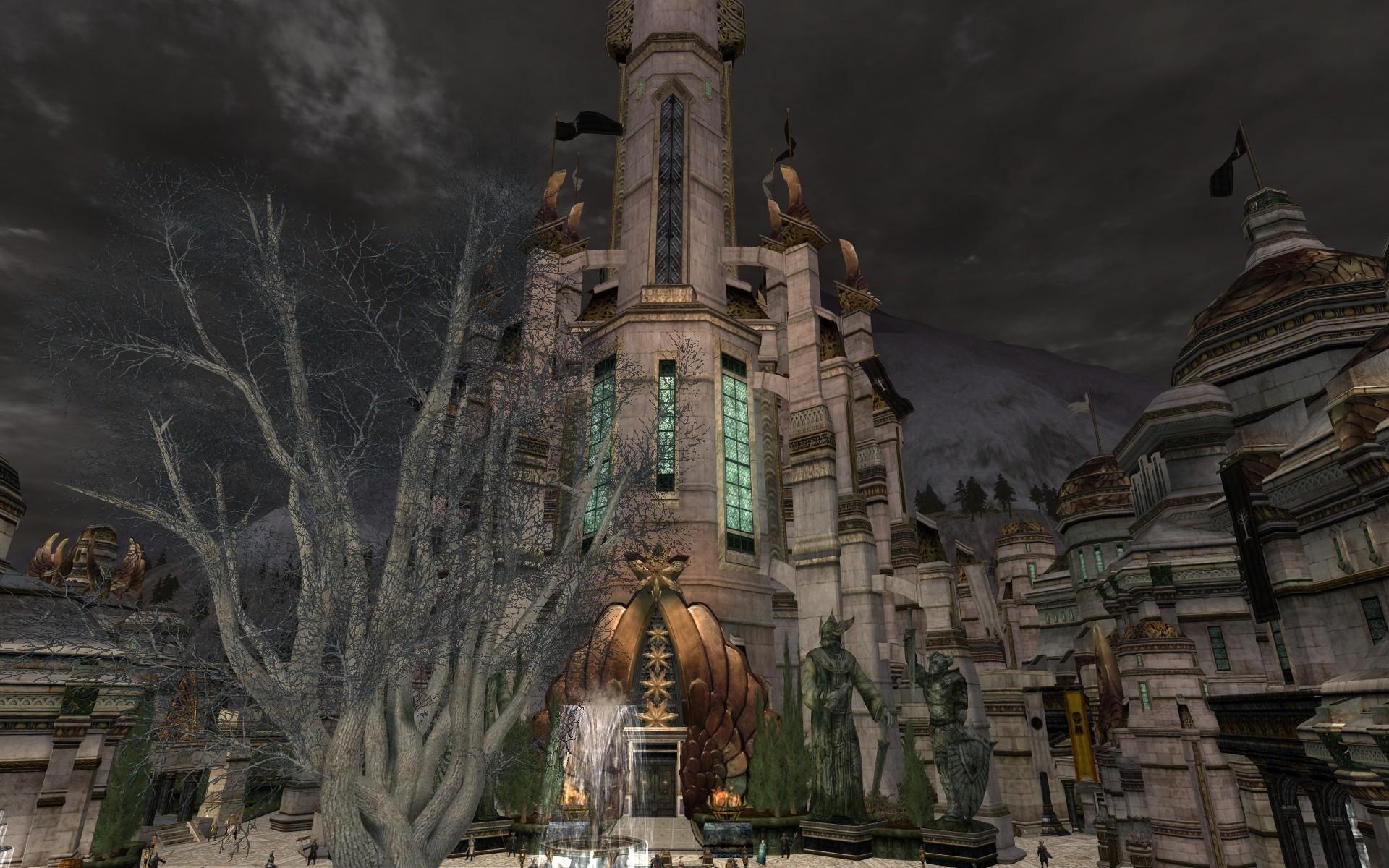 『ロード・オブ・ザ・リングス オンライン』における白の塔