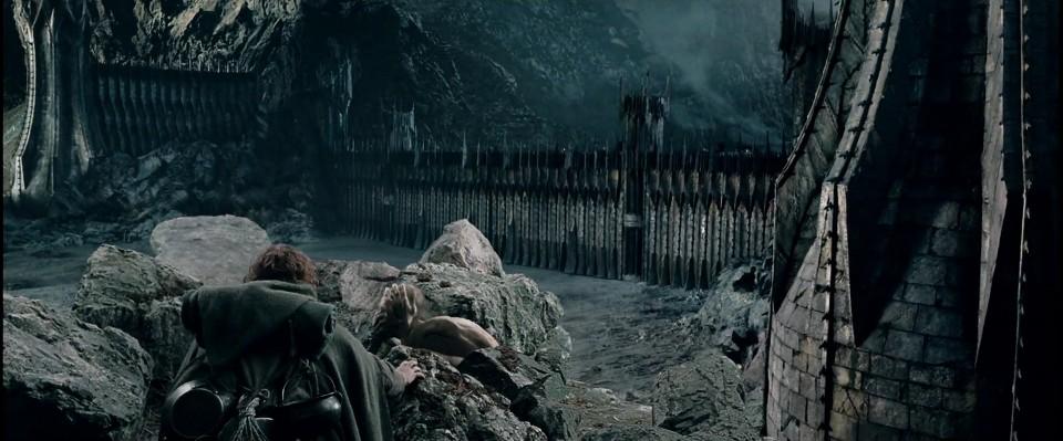 『ロード・オブ・ザ・リング』における黒門